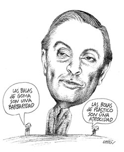 Efren,  do Jornal El Nacional, no México