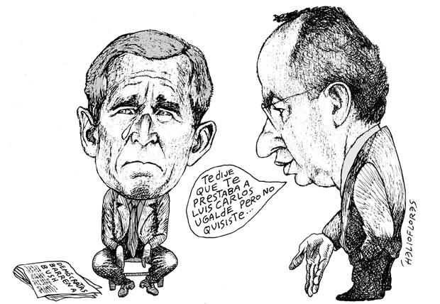 Fecalismus: La Caricatura De Helio Flores