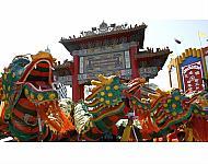 Iniciará esta tarde fiesta por año viejo chino en calle Dolores
