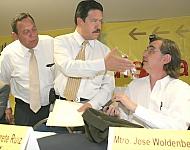 Desvaríos, influencia de Fox en comicios: Woldenberg