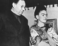 Participa Chile en festejos por Frida Kahlo y Diego Rivera