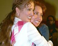 ... juntas en la telenovela Amor Real . (Foto: Archivo/ELUNIVERSAL