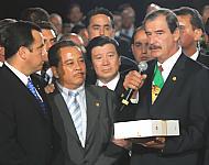 Propone PAN cambiar formato de informe presidencial