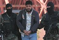 Captura PGR a presunto líder del cártel de Sinaloa