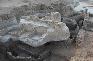 Descubren ruinas de más de 3 mil 600 años en Egipto