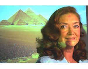 Descubrimientos en Egipto podrían cambiar teorías: Gabriela Arrache