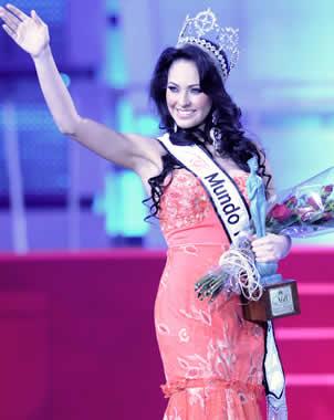 Confiaba Perla Beltrán en conseguir lugar para Miss Mundo