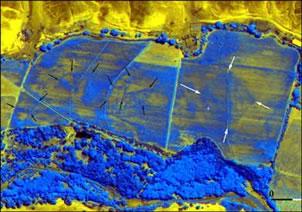 Hallan pirámide en Perú con imágenes infrarrojas de satélite