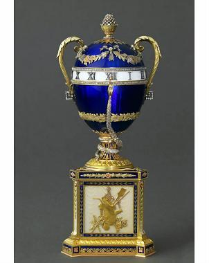 Huevo de Fabergé FabergeSerpiente
