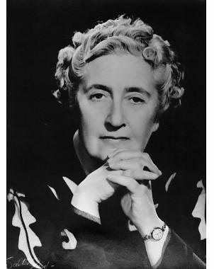 Agatha Christie imagen de las Islas Beleares