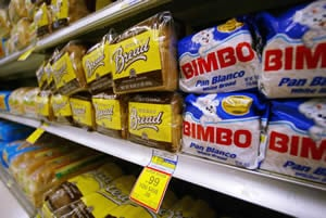 Acusan a Bimbo de vender falso pan integral