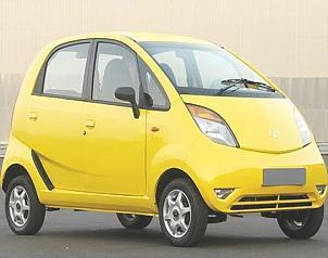 Sale a la venta en marzo el auto más barato del mundo