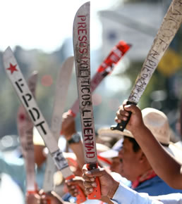 Atenco: Corte exonera a Peña Nieto y a Medina Mora