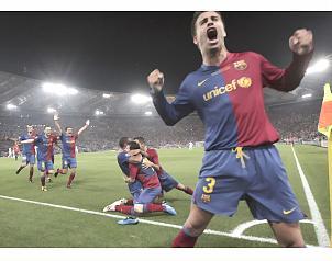 Barcelona, campeón de Europa