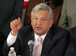 PT alista nuevos spots de López Obrador