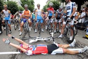 Equipos no portar�n auriculares en Tour de Francia