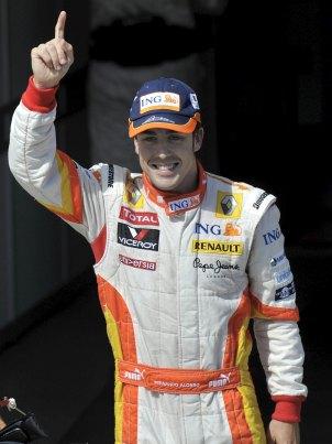 Fernando Alonso podrá correr en Valencia