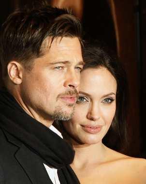 Jolie es mi alma gemela: Pitt