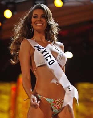 Miss México considera que su carta fuerte es la actitud