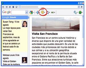 Google lanza herramienta para compartir comentarios en sitios