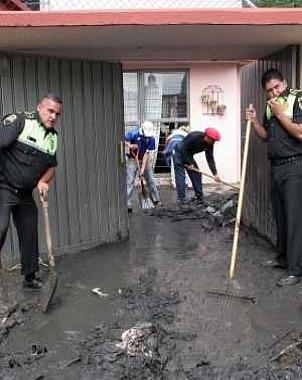 Conavi libera 10 mdp para afectados en Valle Dorado