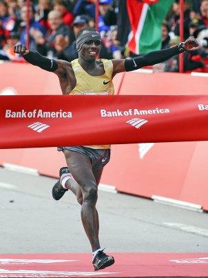 Wanjiru gana el Maratón de Chicago