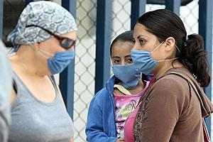 México espera este mes vacunas contra A H1N1