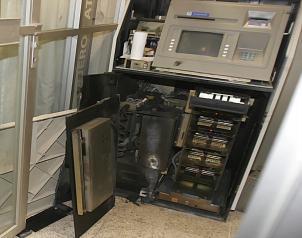 El universal saquean cajero autom tico en gam for Como cobrar en un cajero automatico