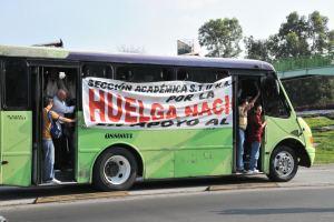 STUNAM llama a huelga nacional