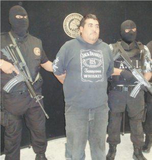Cae en NL supuesto asesino de jefe policiaco de García