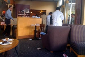 Matan a testigo protegido de PGR en Starbucks del DF