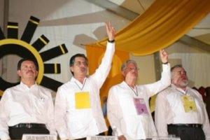 PAN y PRD van en alianza por 3 estados