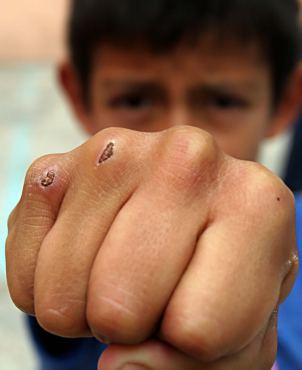 En México, uno de cada 10 niños son maltratados
