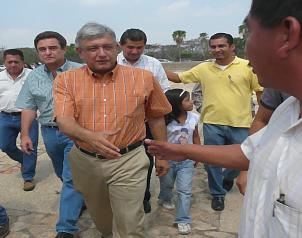 Descarta AMLO apoyar coalición en Edomex