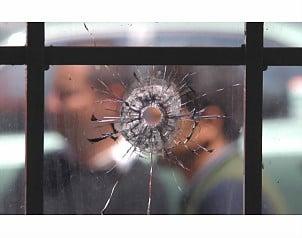 Atacan casa de mando policiaco en Celaya