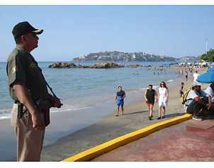 Causan baja 5 policías corruptos de Acapulco