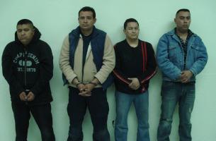 Detienen a policías en Tijuana por robo