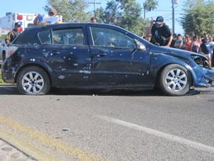 Deja 5 muertos emboscada en Sinaloa