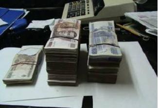PF asegura más de un millón de pesos en Ecatepec