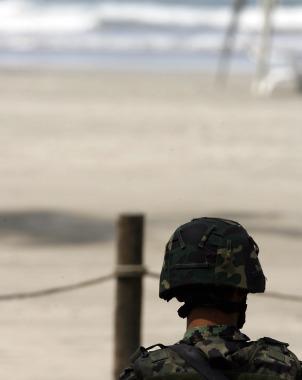 Militares blindan Convención Bancaria