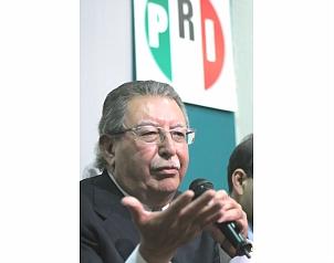 PRI a favor de reforma antimonopolios