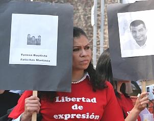 Alertan de vulnerabilidad de periodistas en México