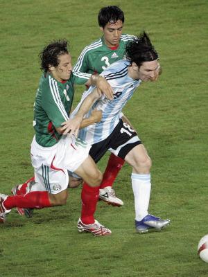 El crack argentino Lionel Messi aseguró que la selección de México