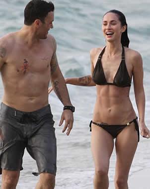 El Universal Luce Abdomen Tatuaje Y Megan Fox 5qLR4jc3A