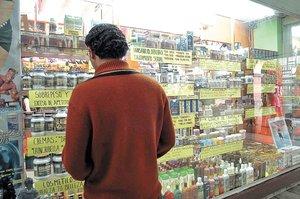 Daños a la salud por consumo de productos naturistas