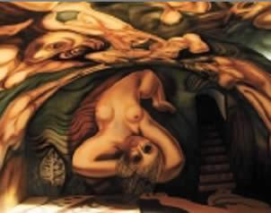 El universal disputa en argentina por mural de siqueiros for El mural de siqueiros en argentina