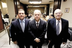 Presentan documental en honor al general Cruz Rivera