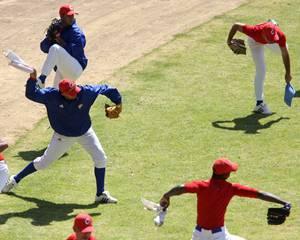 Por mejor suerte Las deserciones de beisbolistas cubanos siguen a ...