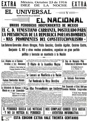 El universal naci n noticias de ltima hora for Noticias de ultima hora espectaculos mexico