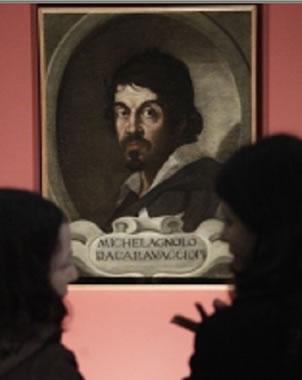 Download Pol  Mico  Caravaggio Sol  A Protagonizar Ri  As En Roma